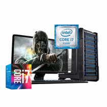 Pc Diseño Gamer I7 6700 S1151 1tb 8gb Ddr4 Lezamapc