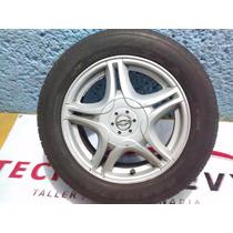 Rines 15 5/110 Aluminio C/llantas Chevrolet Astra 2.4 4pzas