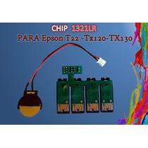 Chip Sistemas Continuos Impresoras Epson T22, Tx120, Tx130