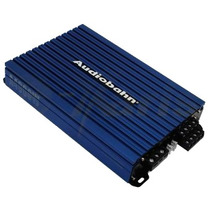 Amplificador Audiobahn A4900w 4 Canales 2400 Watts Maximos