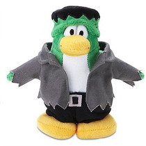 Peluche Club Penguin - Franken-penguin - Sin Moneda