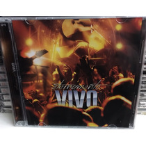 Cd Sabroso Eternamente Vivo Doble +dvd Regalo La Barra