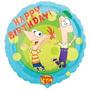 Phineas Y Ferb Perry Globos 18 Pulgadas (45 Ctms) Decoracion