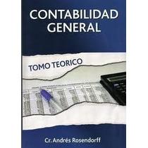 Contabilidad General Obra Completa Tomos Teórico Y Práctico