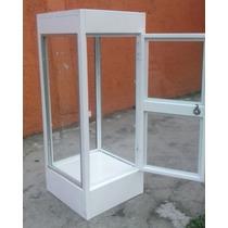 Aparador Exhibidor Mostrador Entrepaño Vidrios....