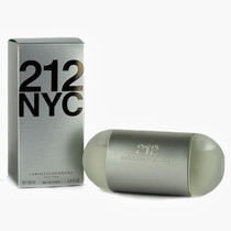 Perfume 212 Nyc Carolina Herrera Feminino 100ml Original!