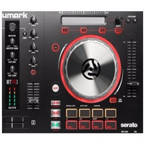 Controlador Numark Mixtrack Pro3 Mixer Virtual Dj Serato Off