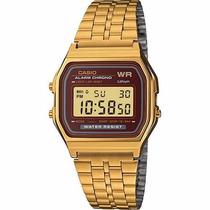 Relógio Casio A159wgea 5df Water Resistant