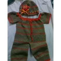 Braga Tejida A Crochet
