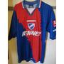 Camiseta Fútbol Nacional Uruguay Umbro 1997 1998 Suplente L