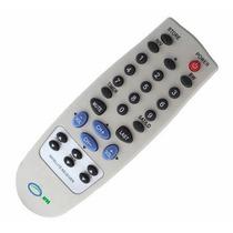 Controle Remoto Receptor Parabólica Cromus Vt700 Vt1000