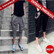 Nuevo Pants Short Hombre Hip Hop Baggy Pocket