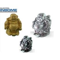 Figura De Buda De Yeso Sonriente-colores A Elegir-