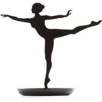 Joyero En Forma De Bailarina Decorativo Nuevo