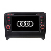 Kit Central Multimidia Dvd Gps 3g Audi Tt Android 5.1