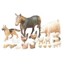 Tanque Tamiya Animales P/ Diorama 1/35 / Revell Testor