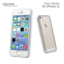 Funda Transparente Iphone 5 5s Pure Series Usams