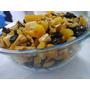 Mix De Frutas Desidratadas, Castanhas, Amêndoas E Nozes 500g