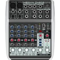 Mesa Behringer Xenyx Qx602mp3 - Qx 602 Mp3