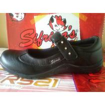 Zapatos Escolares Sifrinas Para Niñas