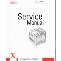 Manual Técnico Xerox 8560 8570 Cera