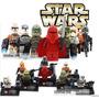 Increible Set Soldados De Starwars Compatibles Figuras Lego