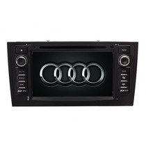 Kit Central Multimidia Dvd Gps Audi A6 Tv Garantia De 1 Ano