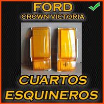 Ford Crown Victoria 1978 - 1981 Cuartos Esquineros Nuevos