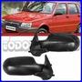 Espejo Manual Fiat Uno Fire 06 07 08 09 10 11 12 5ptas