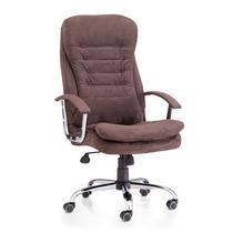 Cadeira Presidente Giratória Confort Suede - Super Macia