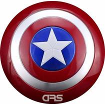 Escudo Capitão América Brinquedo Vingadores Com Luz Novo