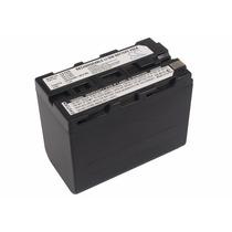 Bateria Pila Sony Np-f970 F930 F950 F960 F330 F550 F750