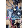 Tarjeta Madre 775 Asrock Con Procesador Dual Core