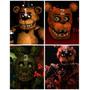 Juego En Combo Five Nights At Freddys 1 2 3 Y 4 Para Android