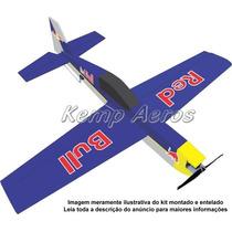 Aeromodelo Extra 300 3d Kit Para Montar Isopor P3 Kemp Aeros