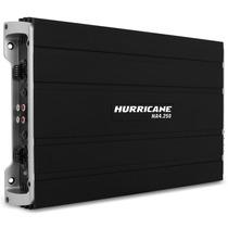 Modulo Hurricane Ha 4.250 1000w Rms 4 Canais Amplificador