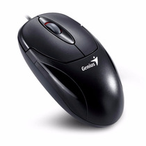 Mouse Genius Ns 120 Netscrool 120 Optico En Stock Usb