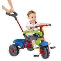 Triciclo Infantil Smart Plus Bandeirante 3 Em 1 Colorido