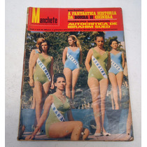 Revista Manchete Numero 796 - Encontro Miss Brasil