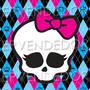 48 Sticker Adhesivos Monster High - Calcomanias Epvendedor