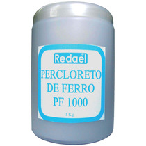 Percloreto De Ferro 1kg Placa Fenolite Fibra Pci Pcb Circuit