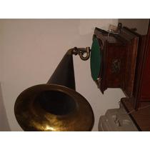 Vitrola Fonografo Unica Victor Ms16771