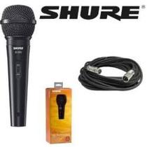 Microfono Shure Sv200 Con Cable Y Incluido - Audiotech.