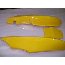 Carenagem Traseira Rabeta Dafra Speed 150 Cor Amarelo