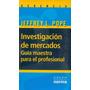 Libro, Investigación De Mercados De Jeffrey L. Pope.