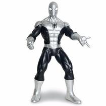 Boneco Homem Aranha Blindado Gigante 55 Cm Articulado - Mimo