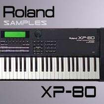 Libreria De Piano Roland Xp-80 Para Kontakt O Reason
