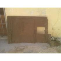 Regalooo!!!!antigua Puerta De Cocina A Leña De Hierro