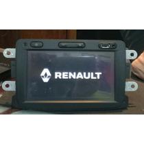 Stereo Original Renault Media Nav Modelo 2016 Duster