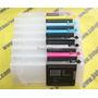 Cartucho Recargable P/ Epson Stylus Pro 4880 9800 9880 7880